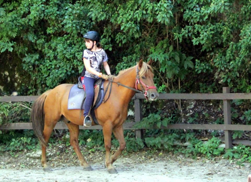 passeggiata a cavallo (2)