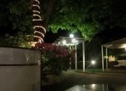 open bar in giardino after dinner
