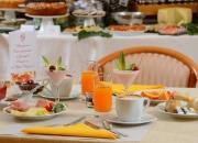 la colazione al Guesia Village Hotel e Spa