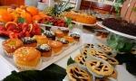 buffet della sala colazioni