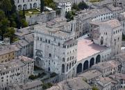 Il centro storico di Gubbio
