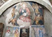 interno dell'Eremo di Santa Maria Giacobbe a Pale