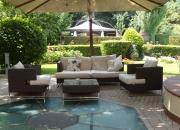 i comodi divani del nostro giardino