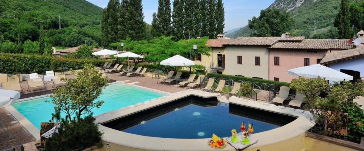 Guesia Village Hotel & Spa**** | Resort Foligno Umbria